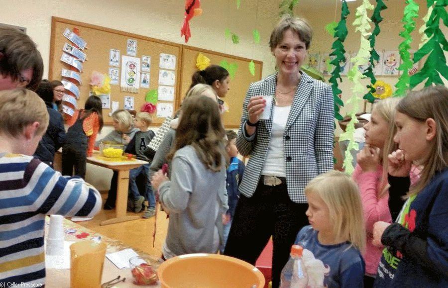 Schulfest mit tollen Aktivitäten und eine neue Schulleitung