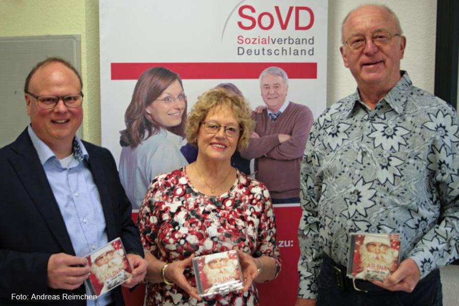 """SoVD-Grünkohlessen und Hörbuchpremiere """"Ailina rettet Nik"""""""