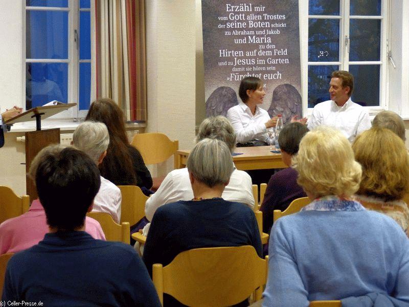 Veranstaltungsreihe Gutes Leben- heute und morgen des Kirchenkreises Celle und den vier kirchlichen Stiftungen in Celle gut gestartet