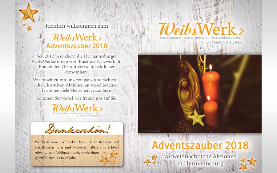 WeibsWerk Adventszauber