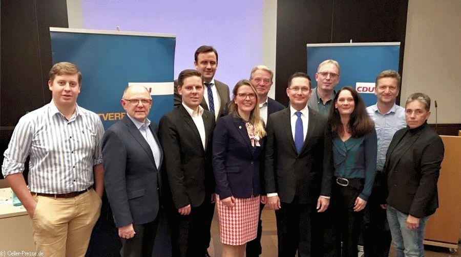 """Wille führt Stadt-CDU weitere zwei Jahre: """"Unsere Partei ist stark aufgestellt und hat erfolgreich gearbeitet!"""""""