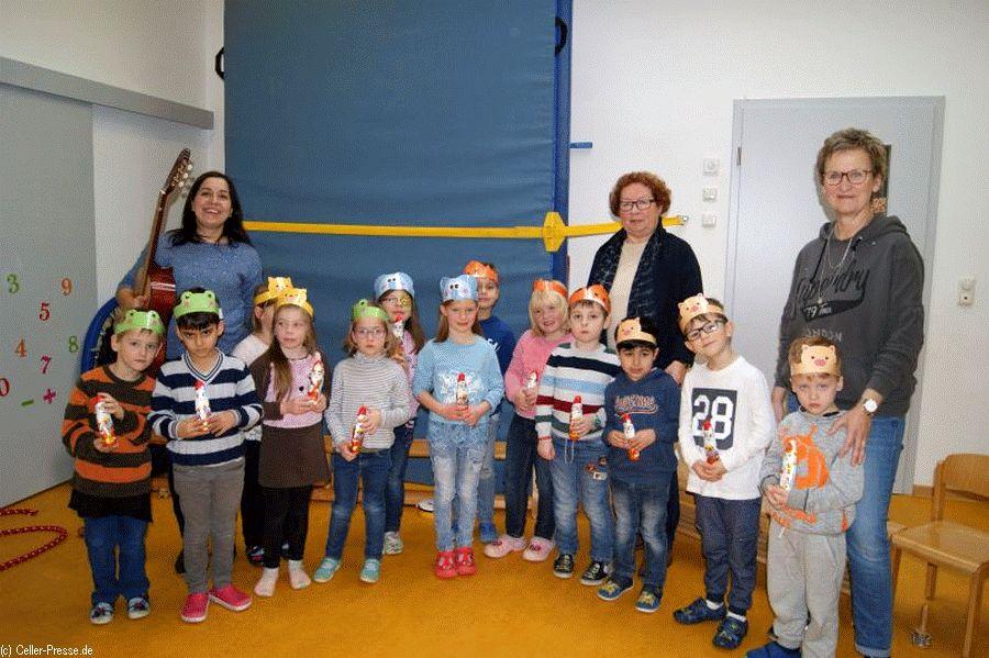 Bürgerstiftung Bergen fördert frühkindliche Entwicklung