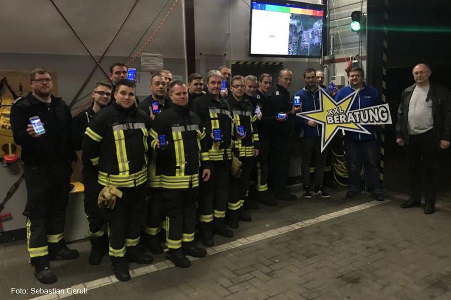 Digitaler Fortschritt bei der Feuerwehr Hambühren –                    Personalverfügbarkeit stets im Blick