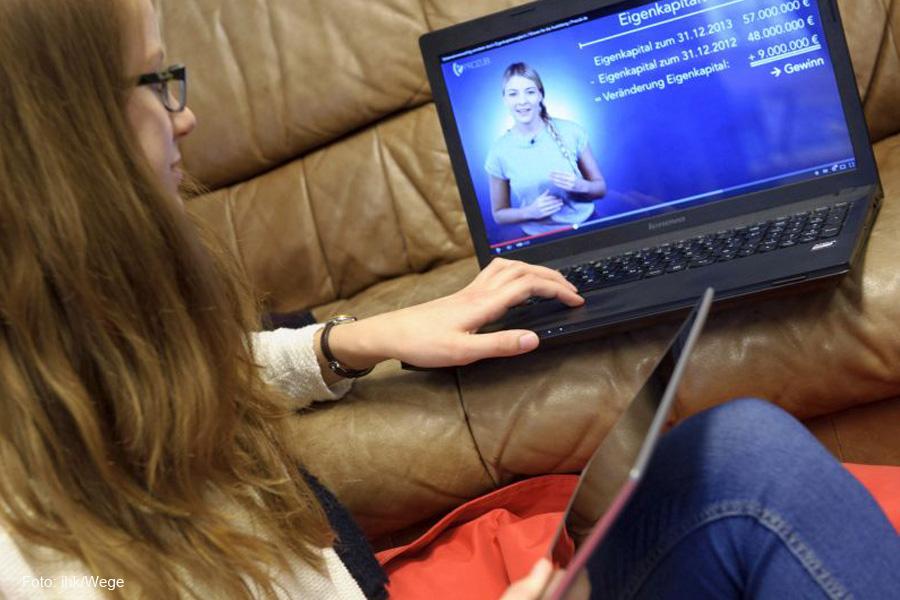 Im Seminar und Online: IHK bereitet Azubis auf Prüfungen vor – Online-Selbststudium per Video als Ergänzung zu einem Seminar