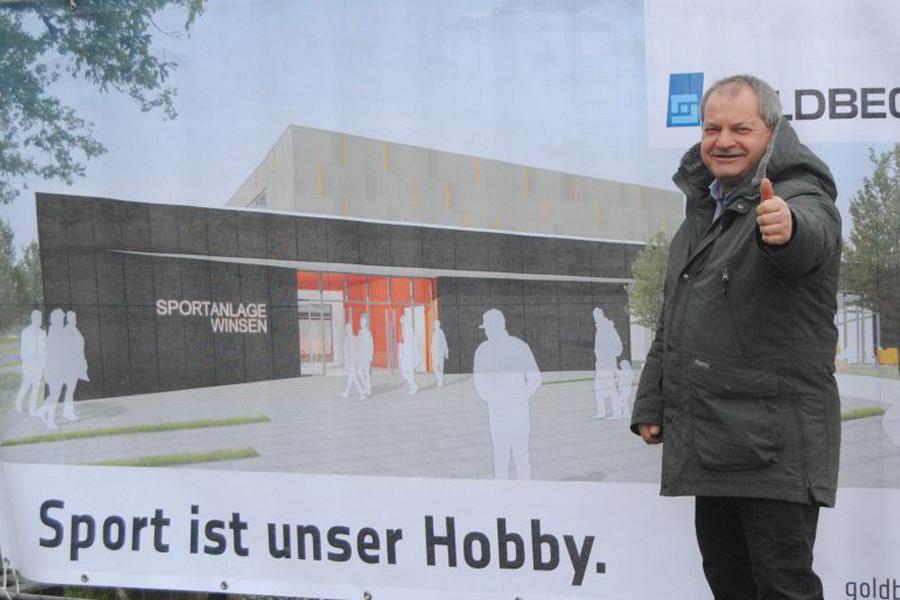 Mit der Verabschiedung des Kreishaushaltes  können die Zukunftsprojekte der Gemeinde Winsen/Aller realisiert werden