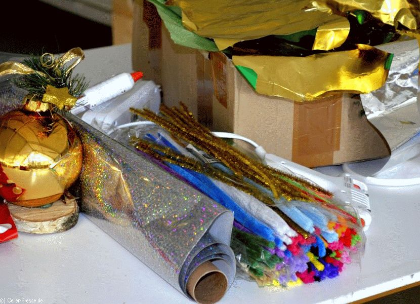 """Selbstgemachte Last-Minute-Geschenke – Kunst-Workshop """"Junges Gemüse"""" für Kinder"""