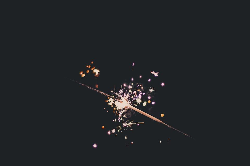 Auf Sicherheit bei Feuerwerkskörpern achten  – Landkreis wünscht allen Menschen einen guten Rutsch und ein frohes neues Jahr
