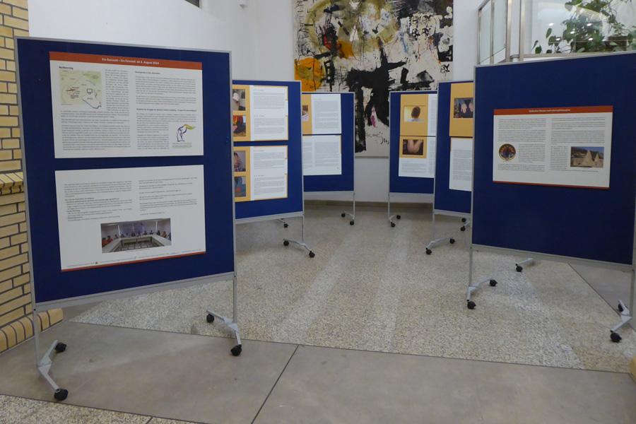 Ausstellungen des Deutschen Frauenrings eröffnet