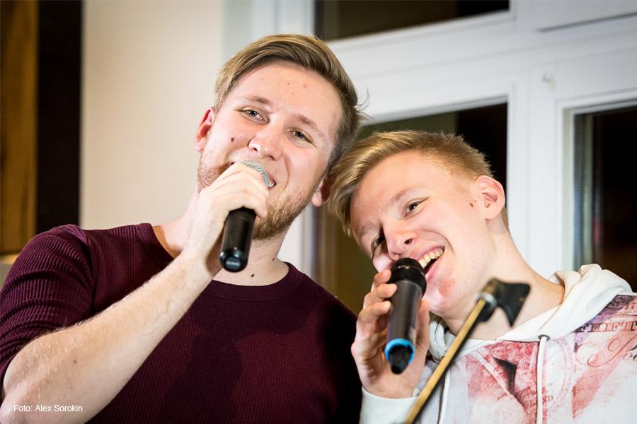 """Jahresauftakt bei """"Thaers Music Nights"""": Brofaction begeistert Celler Publikum"""