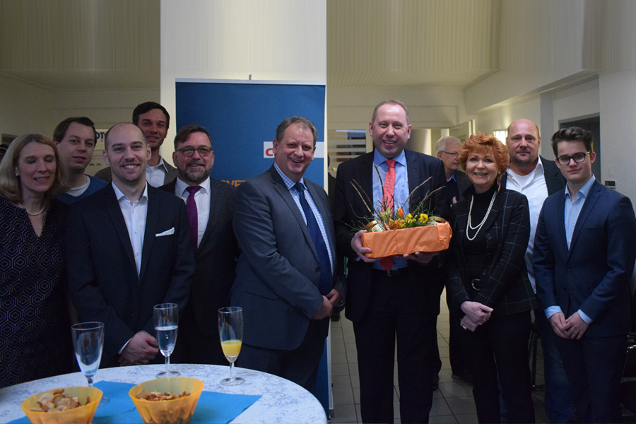 CDU Hambühren feiert Neujahrsempfang – Bewährtes erhalten. Neues gestalten: Havliza, Adasch und Hoffmann läuten das Bürgermeisterwahljahr ein
