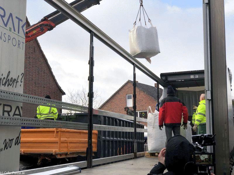 Ingos Kronkorken Sammelaktion hat viele fleißige Sammler in ganz Deutschland, Österreich und den Niederlanden -74,50 Tonnen kamen zusammen
