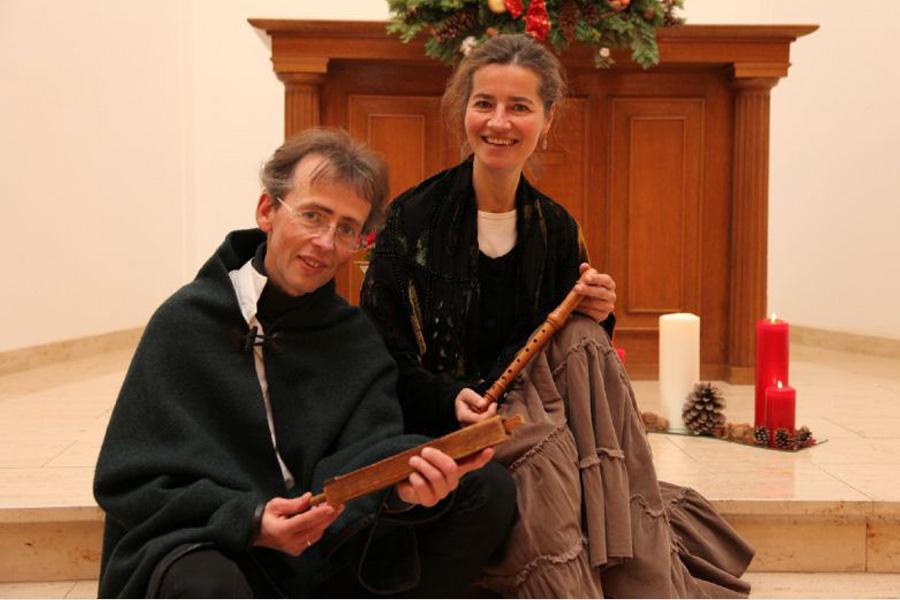 Letztes Konzert vor der Orgel-Restaurierung in Beedenbostel