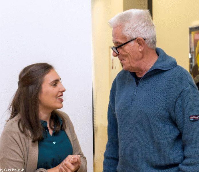 Museum am Mittag im Kunstmuseum – Peter Basseler spricht über seine Leuchtkästen