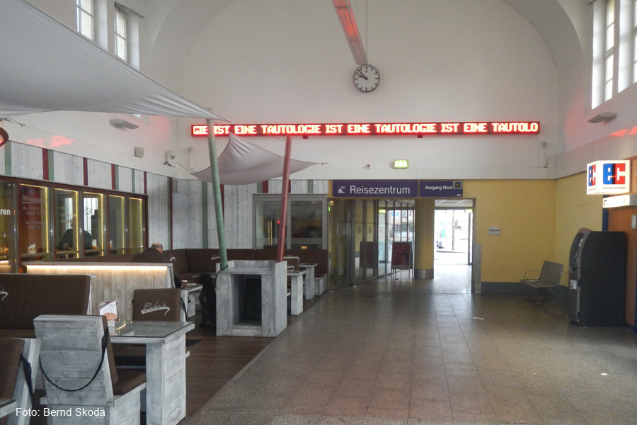 SoVD Celle frustriert über mögliche Schließung des DB- Reisezentrums in Celle