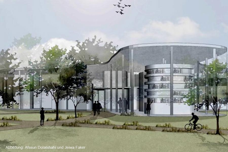 Studierende stellen Architektur-Entwürfe vor: Ernst-Schulze-Forum – Kultur-Forum für Celle