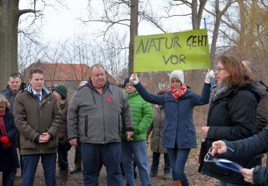 Bürger wehren sich gegen neues Baugebiet in Wienhausen
