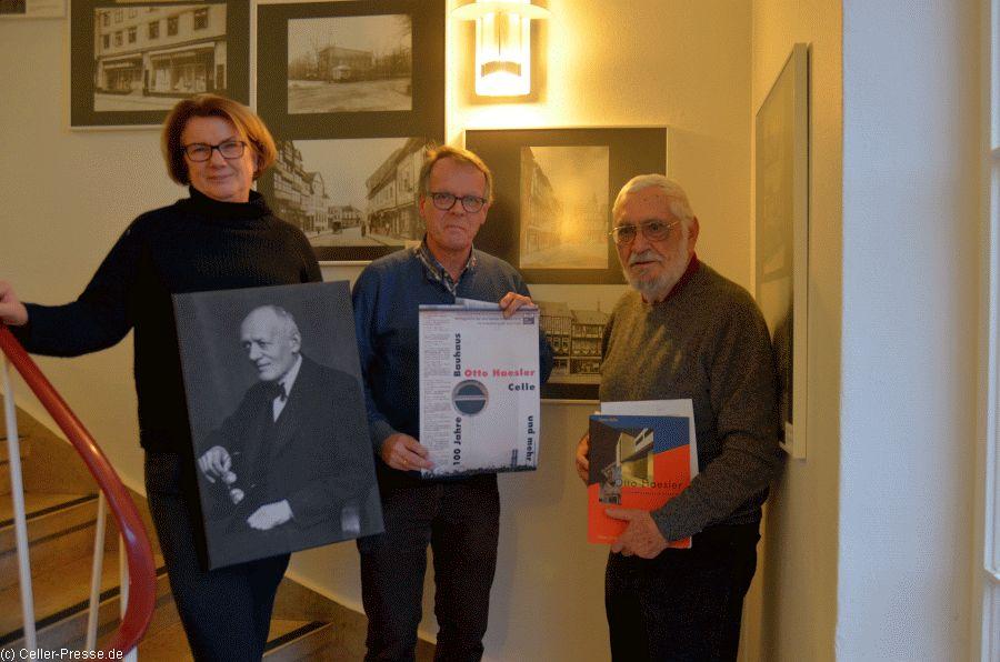 100 Jahre Bauhaus – Otto Haesler – Celle – und mehr