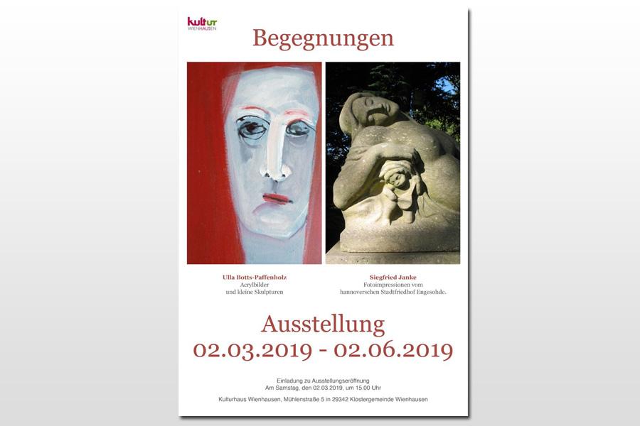 """Ausstellungseröffnung """"Begegnungen"""""""
