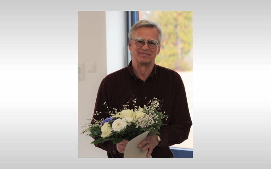 Friedhelm Meyer in den Ruhestand eingetreten