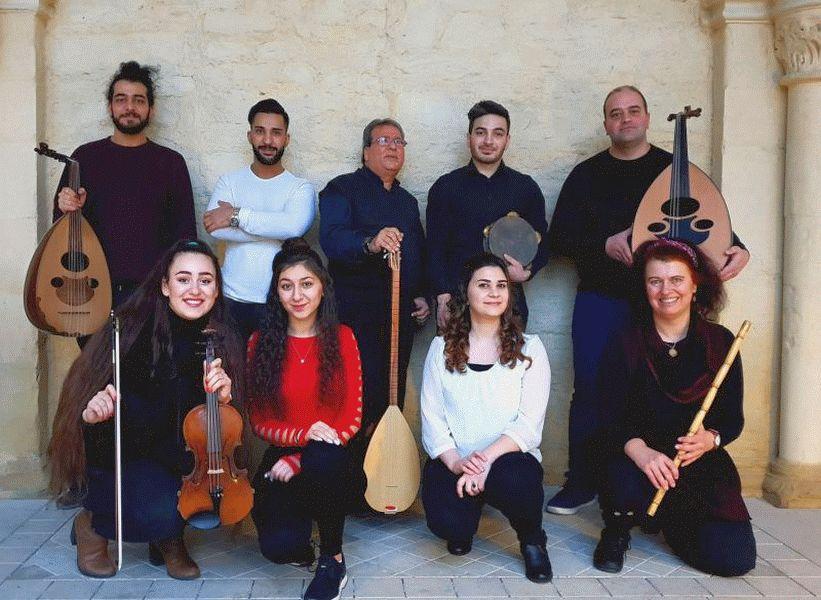 Interkulturelle Konzertlesung mit dem Ibtahidsch-Ensemble am 3. März in der Celler Garnisonkirche