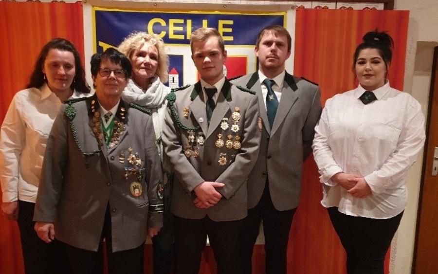 Jahreshauptversammlung der Schützengesellschaft Altenceller Vorstadt von 1428 e. V.: Guter neuer Mitgliederzulauf bei den Blumläger Schützen