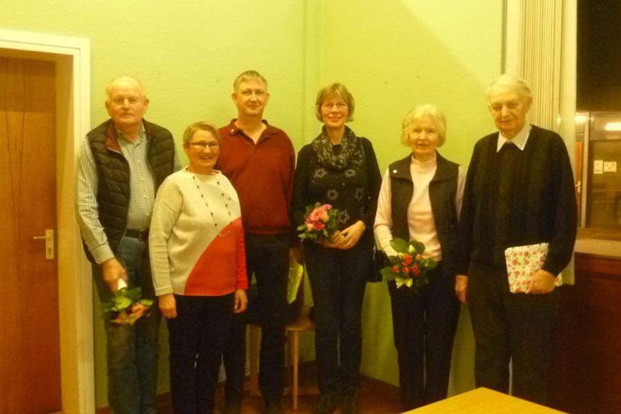 Jahreshauptversammlung der Siedlergemeinschaft Westercelle-Sandfeld