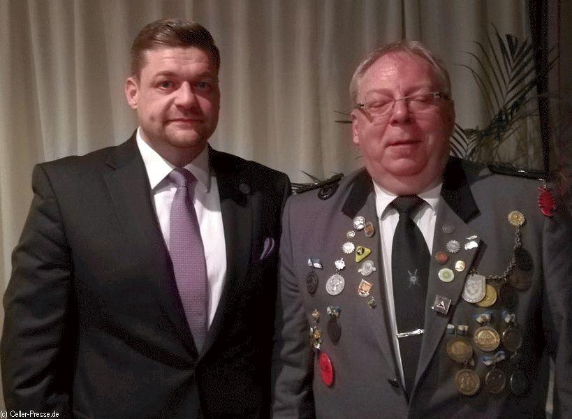 Jahreshauptversammlung im Schützencorps Neuenhäusen