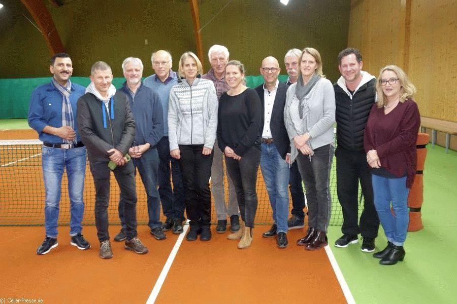 Mitgliederversammlung der Tennissparte des VfL Westercelle