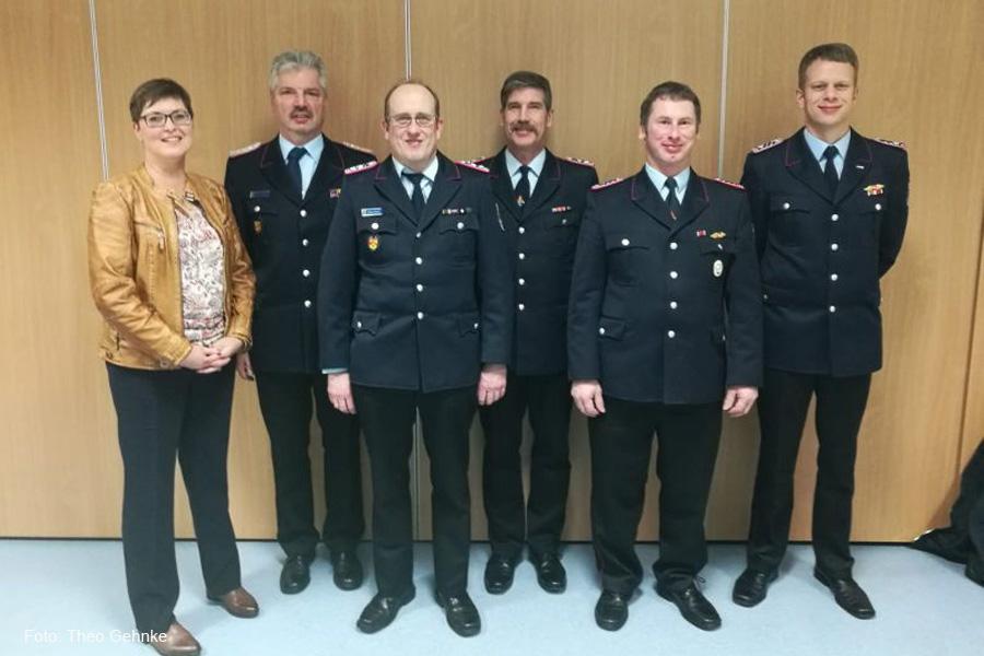 15. Mitgliederversammlung des Gefahrgutzuges der Freiwilligen Feuerwehr Stadt Bergen – Dirk Giebler neuer stellvertretender Zugführer