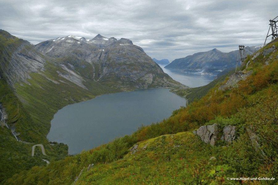 """Multivisionsschau """"Wilder Láhko – Der Marmor-Nationalpark in Norwegen"""""""