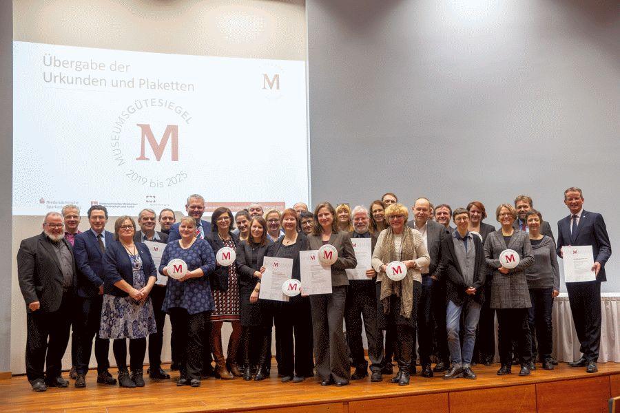 Museen in Niedersachsen und Bremen erhalten Museumsgütesiegel – DAs Panzermuseum in Munster ist dabei