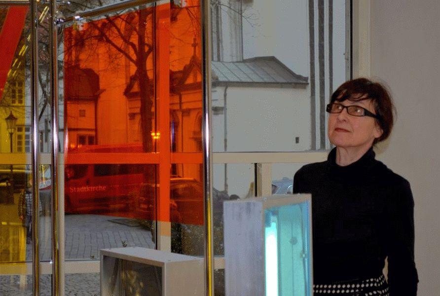 Museum am Mittag im Kunstmuseum – Christine Schulz spricht über ihre Installation