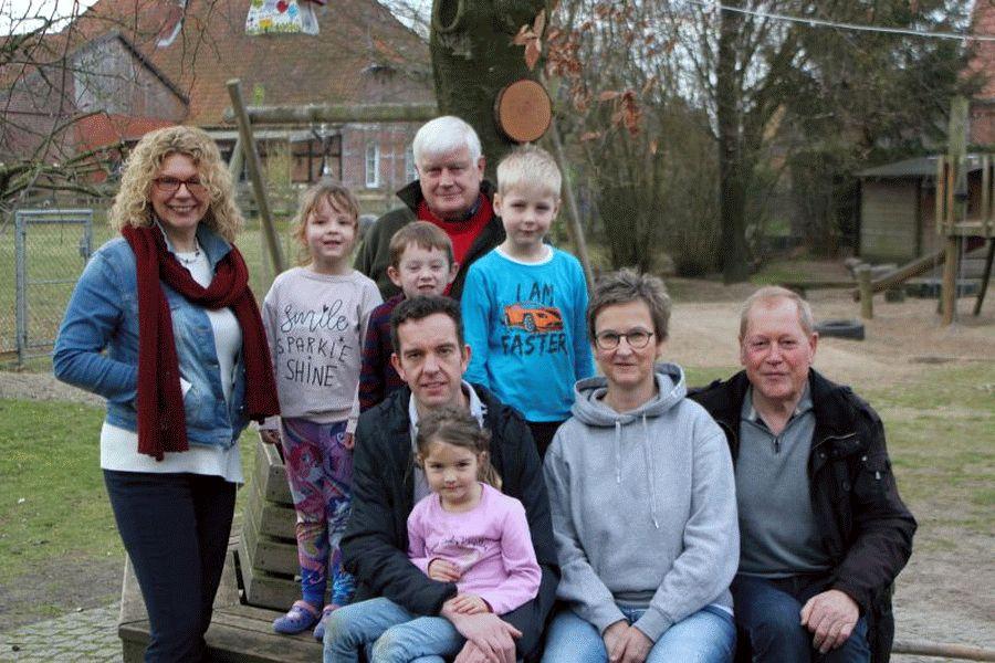 Neue Kindergartenleitungen – Ortsrat heißt Ahrens-Matzen willkommen