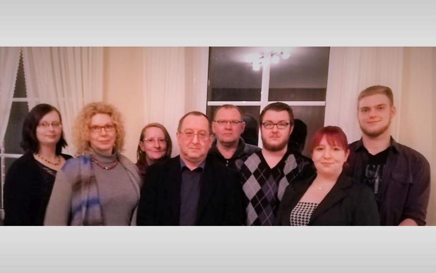 Neuer Vorstand SPD Bergen