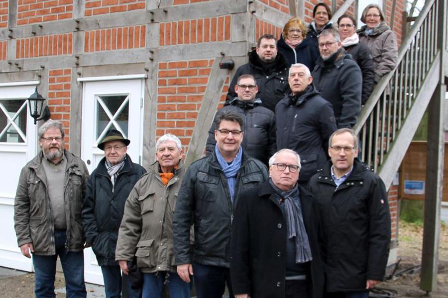 """Frank Juchert: """"13 Ortschaften. Eine Zukunft."""" – Ortsrundgänge in Sülze und in Hassel"""