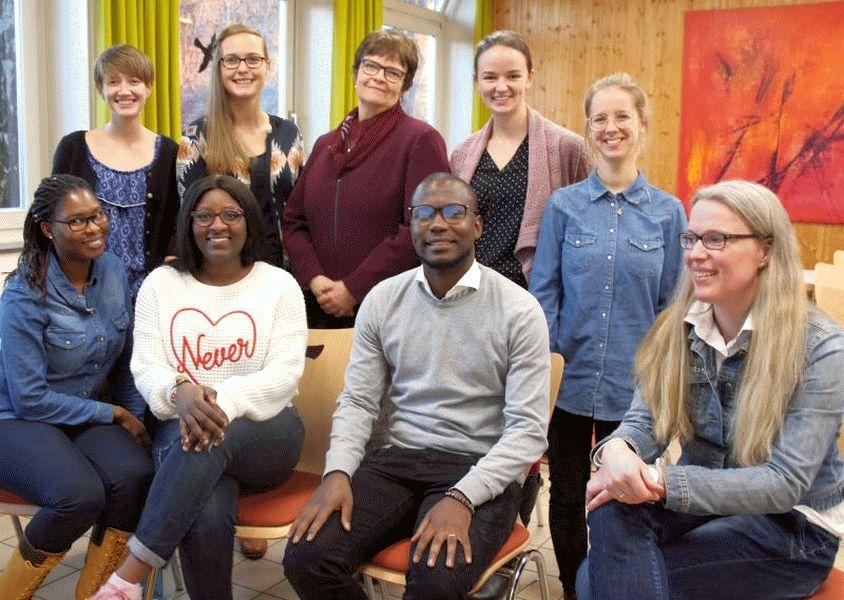 Praktikumspräsentation an der Fachhochschule für interkulturelle Theologie in Hermannsburg
