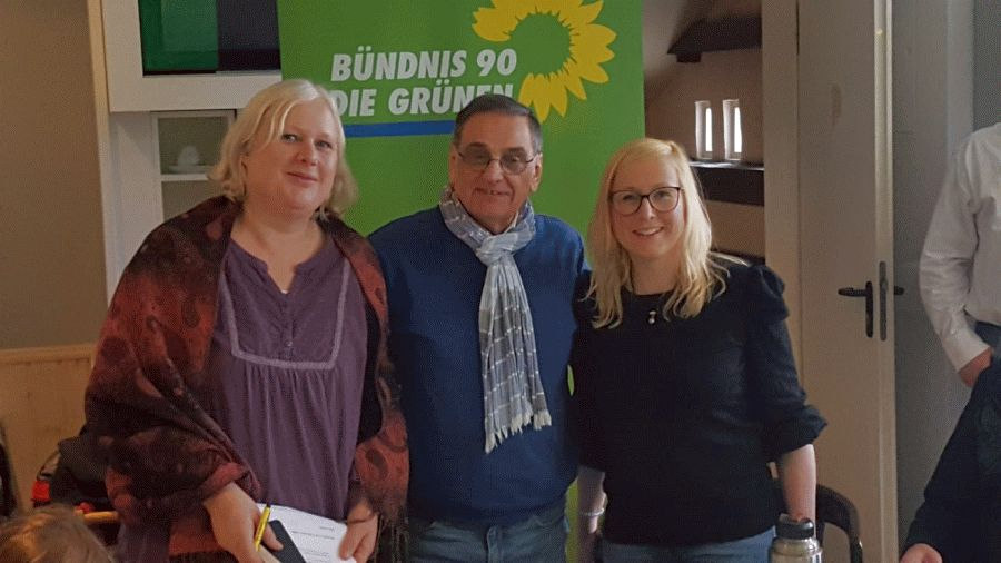 Regionalkonferenz Elbe-Weser der Grünen in Niedersachsen hat Koordinator*innenteam gewählt – Marlies Petersen vom KV Celle gehört zum Team