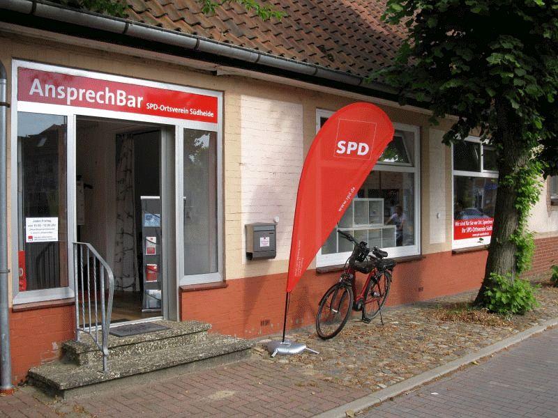 """SPD-Klönabend """"Rote Runde"""" in Hermannsburg"""