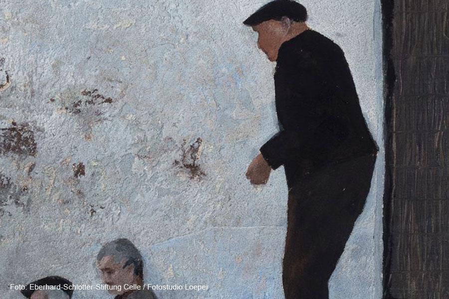 Schwarze Kunst. Entdeckung einer Farbe – Die Eberhard Schlotter Stiftung lädt zum Eröffnungsvortrag