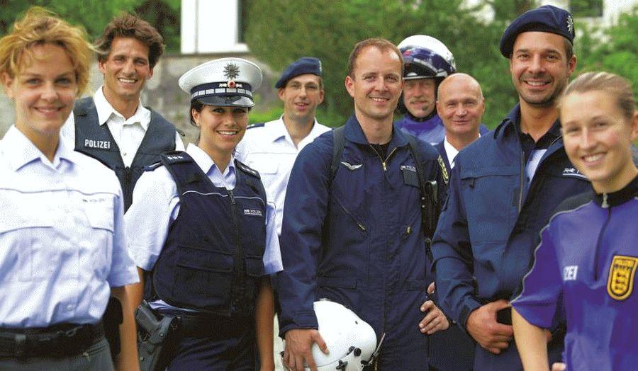 Teamplayer gesucht! Polizei Niedersachsen…sei dabei!