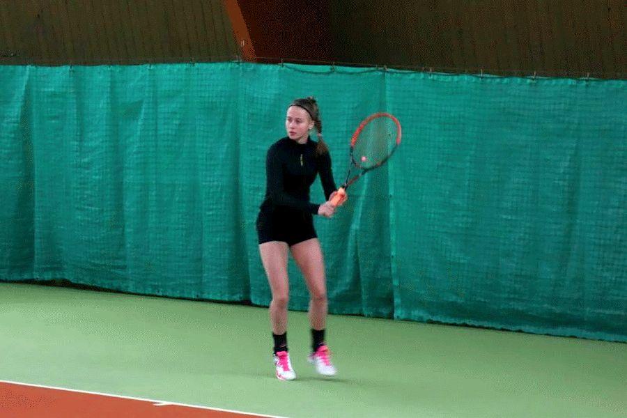 Tennis: Mit 6:0 an die Tabellenspitze der Landesliga