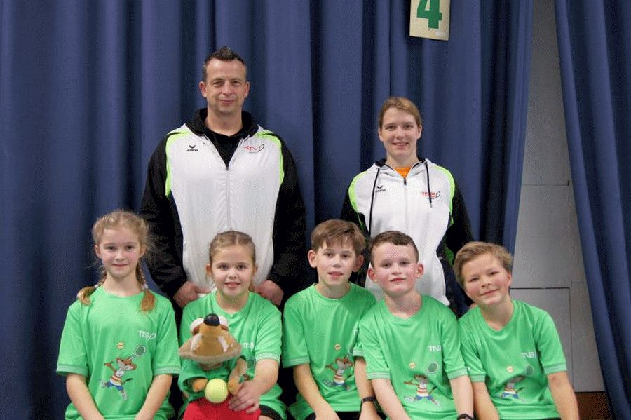 Tennismeisterschaften U10 in Isernhagen mit Teilnehmern aus der Region Südheide