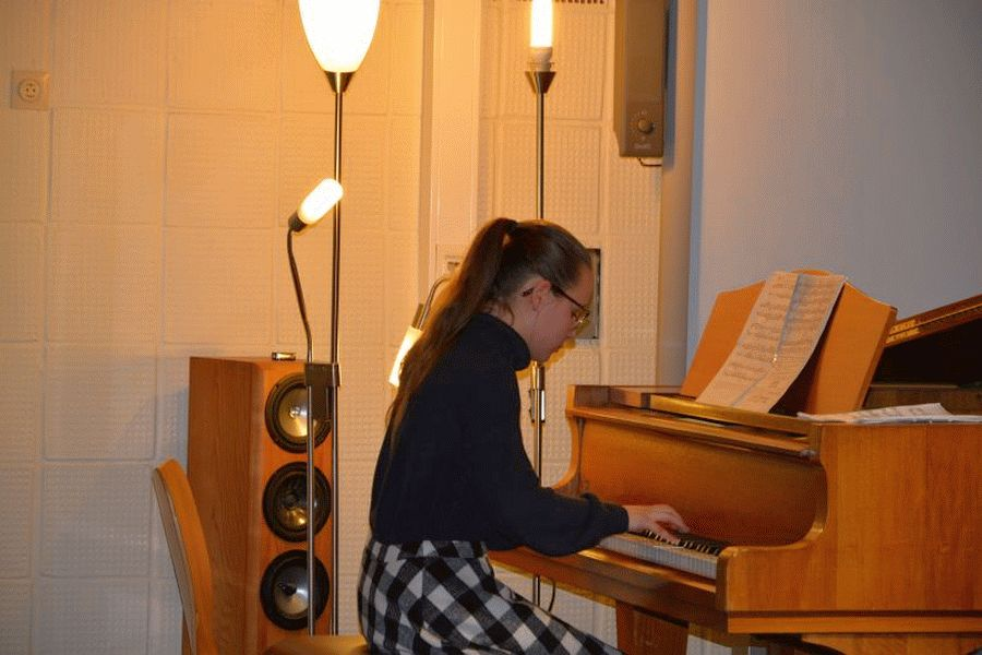 Und immer wieder Kammermusik am Hölty