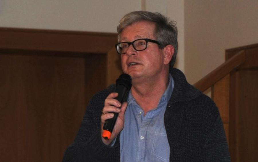 Vortrag über Kindermorde im Nationalsozialismus: Andreas Babel im Christian-Gymnasium