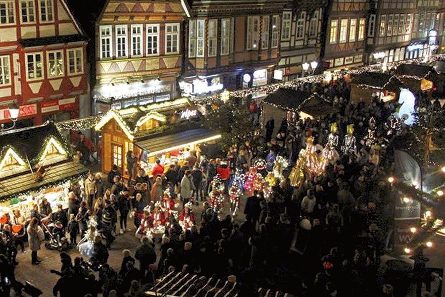 """Weihnachtsstadt Celle soll auch 2019 wieder """"Best Christmas City"""" werden"""