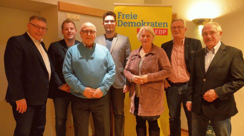 """FDP-Kreisparteitag: Kudrass zwei weitere Jahre an der Spitze – Kudrass: """"Das AKH muss in kommunaler Tragerschaft verbleiben"""""""