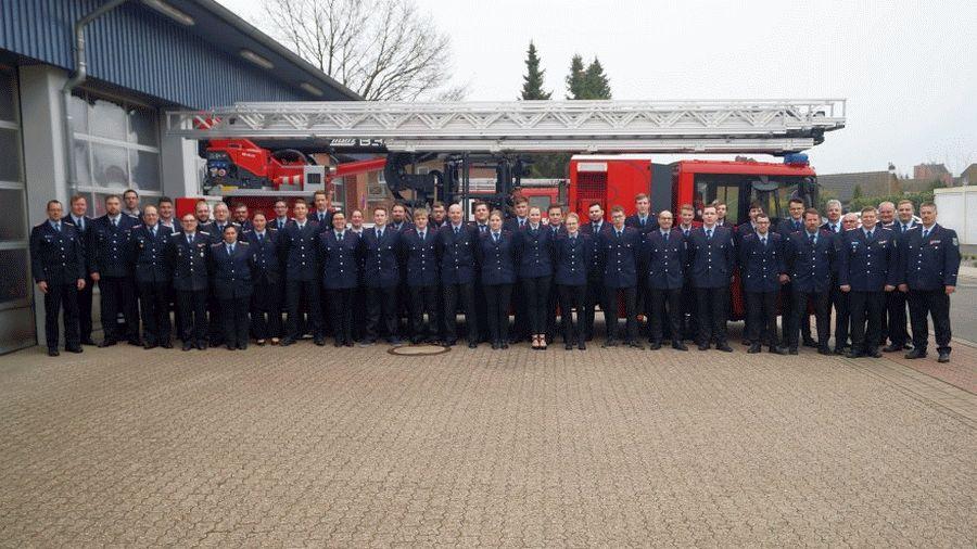 Abschluss der Truppmann-Ausbildung Teil 1 in Bergen – 26 neue Feuerwehrleute für 4 Kommunen erfolgreich ausgebildet