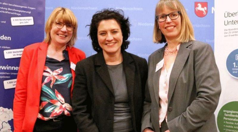 Anerkennung für Arbeit in den Kommunen – Sozialministerin empfing Leiterin der Koordinierungsstelle Frauen und Wirtschaft