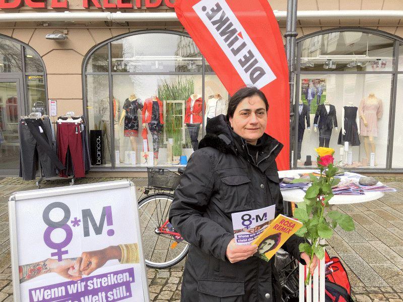 """Behiye Uca zum """"Internationalen Frauentag"""": """"Gerechte Arbeitsverteilung – auch zwischen den Geschlechtern"""""""