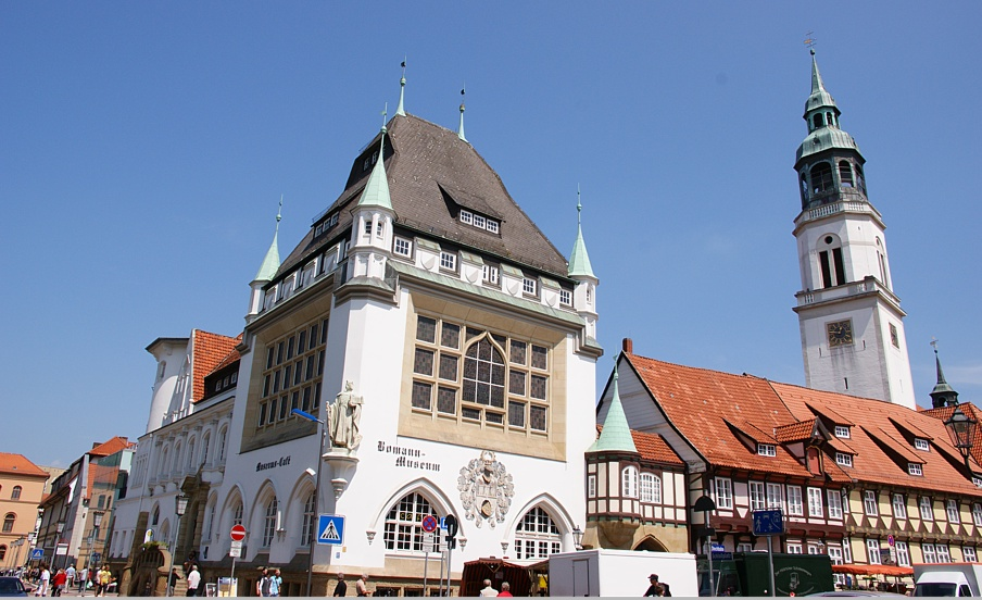 Provenienzforschung in Celle – Führung am 21. Juli